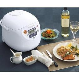Zojirushi Micom Fuzzy-Logic Rice Cooker and Warmer