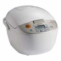 ZOJIRUSHI Micom Rice Cooker & Warmer NL-AAC10/18