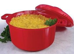 Microwave Pressure Cooker Micromaster Convection Rice Steame