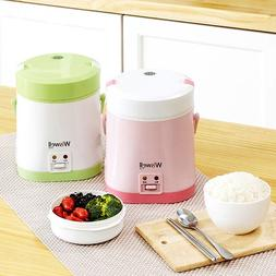 Wiswell Mini Size Electric Rice Cooker One-touch Quick Cooki