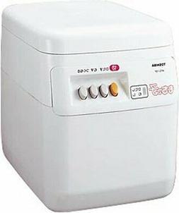 TOSHIBA Mochi-kko rice cake machine Pure White AFC-10F