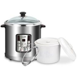 Multi Functional For Stew,Steam,Soup, Porridge And Rice Cook