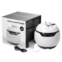 Multi-Use Programmable Pressure Cooker, Slow Cooker, Rice Co