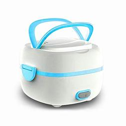 KOBWA Multifunctional Electric Lunch Box, Mini Rice Cooker,