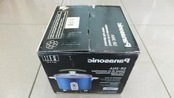 NEW Panasonic 1.5-Cup Uncooked/3 Cup Cooked Automatic Rice C