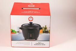 New 3-Cup Gourmet Rice Cooker by Chef's Counter Removable