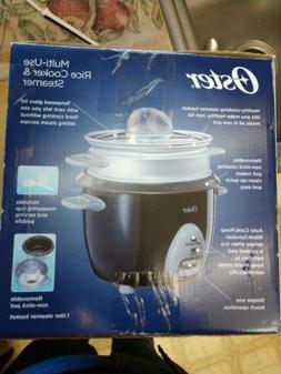 NEW Oster CKSTRCMS65 6 Cup Rice Cooker & Steamer