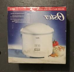 New Oster Delux Multi Use Rice Cooker Model # 4715