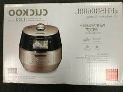 NEW!! Cuckoo Electric Induction Heating Pressure Rice Cooker