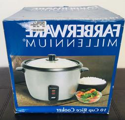 NEW FARBERWARE 10 cup  Rice Cooker Steamer Non-Stick  FRA10S