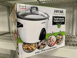 New Aroma Housewares ARC-360-NGP 20-Cup Pot-Style Rice Cooke