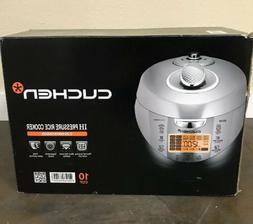 New cuchen ih pressure rice cooker CJH-HN1010iDUS Slightly D