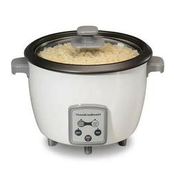 New in box Hamilton Beach 16-Cup Digital Rice Cooker model n