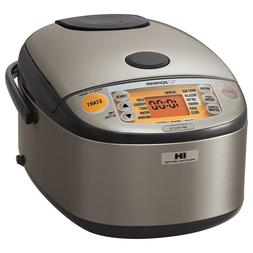 New Zojirushi Induction Heating System Rice Cooker and Warme