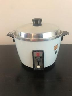 New Old Stock Vintage Tatung 8 Cup Rice Cooker Steamer Singa