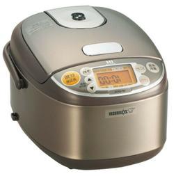 NEW ZOJIRUSHI pressure IH rice cooker NP-GF05-XJ 3-Cup 100V