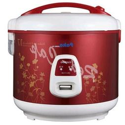 NEW CUCKOO Rice cooker CR-1713R NonPressure 17 CUPS 220V E