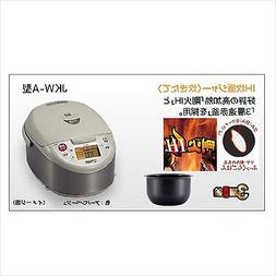 New TIGER IH rice cooker JKW-A18W  220V Japan Free Shipping