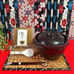 New Nagatanien Rice Cooker Pot Capacity:1000ml/ 33.8 oz Size