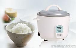 Panasonic SR-E28A 220 Volt 15-Cup Rice Cooker 2.8L 220V 240V