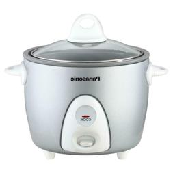 NEW Panasonic SR-G06FGL 3 Cup Uncooked/6 Cup Cooked Rice Coo