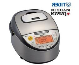 NEW TIGER 5 CUP IH INDUCTION HEATING RICE COOKER  JKT-S10A