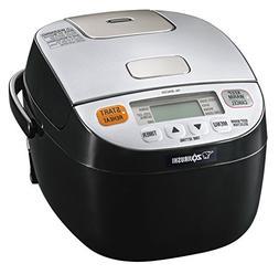 Zojirushi NL-BAC05SB Micom Rice Cooker & Warmer Silver Black