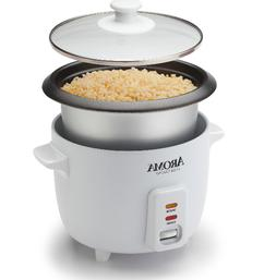 Non Stick Pot Style Electric Aroma Rice Cooker Automatic 6 C