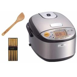 Zojirushi NP-GBC05 Induction Heating System Rice Cooker and