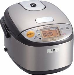 Zojirushi NP-GBC05-XT Induction Heating System Rice Cooker &