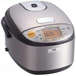 Zojirushi NP-GBC05XT Induction Heating Rice Cooker & Warmer