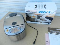 Zojirushi NP-HCC18XH Stainless Steel Induction Heating Syste