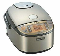 NP-HJH10 IH Rice Cooker Zojirushi 5 cups 220V SE Plug F/S Fr