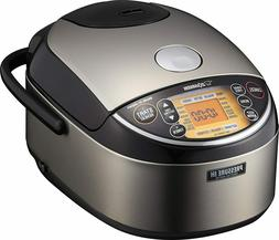 Zojirushi NP-NWC10XB Pressure Induction Heating Rice Cooker