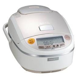 Zojirushi NP-SC10-WP IH 5-cup Pressure Rice Cooker and Warme