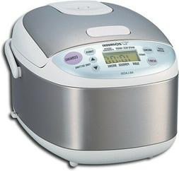 Zojirushi NS-LAC05XA Micom 3-Cup Rice Cooker and Warmer