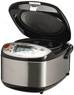 Zojirushi NS-LGC05XB Micom Rice Cooker & Warmer 3-Cups uncoo