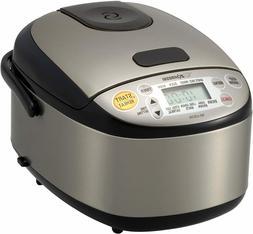 Zojirushi NS-LGC05XB Micom Rice Cooker & Warmer, 3-Cups , St