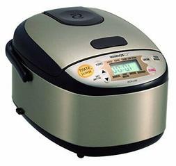 Zojirushi NS-LHC05XT Micom Rice Cooker & Warmer, Stainle