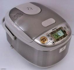 ZOJIRUSHI NS-LLH05-XA cooked 0.54L rice cooker AC 220V 230V