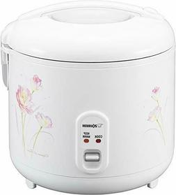 Zojirushi NS-RPC10FJ Rice Cooker and Warmer, 1.0-Liter, Tuli