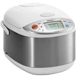 Zojirushi NS-TGC10 Micom 5-1/2-Cup Fuzzy Logic Rice Cooker a