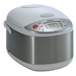 Zojirushi NS-TGC18 10-Cup Micom Rice Cooker and Warmer, Stai