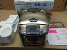 Zojirushi NS-TSC10 5-1/2-Cup Micom Rice Cooker and Warmer 5.
