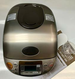 Zojirushi NS-TSC10  5 Cups Micom Rice Cooker & Warmer