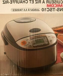 Zojirushi NS-TSC10 Rice Cooker & Warmer
