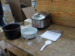 Zojirushi NS-TSC18 Micom Rice Cooker and Warmer – 1.8 Lite