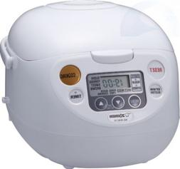 Zojirushi NS-WAC10-WD 5.5-Cup  Micom Rice Cooker and Warmer