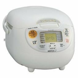 ZOJIRUSHI NS-ZLH18-WZ Microcomputer Rice cooker 220V-230V 1.