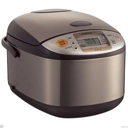 Zojirushi NSTSC18 10 Cups Micom Rice Cooker & Warmer NEW NS-